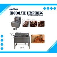 Mesin Pelunak Coklat ( Chocolate Tempering )
