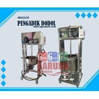 Mesin Pengaduk Jenang Selai dan Dodol