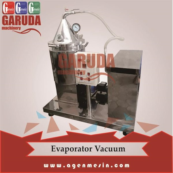 Evaporator Vacuum