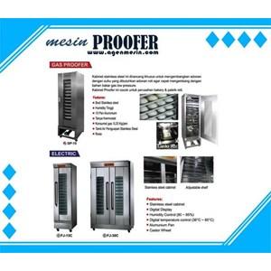 Mesin Proofer Roti atau Pengembang Roti