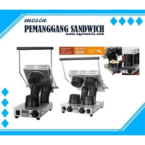 Dari Mesin Pemanggang Sandwich 0