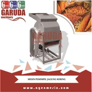 mesin pemimpil jagung kering