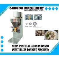 Mesin pencetak adonan Bakso  1