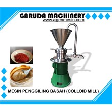 Mesin Penggiling Basah COLLOID MILL