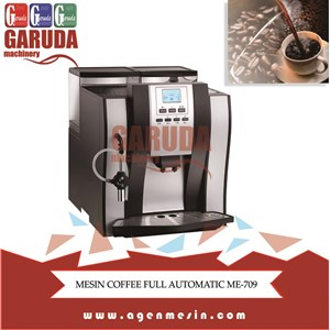 From Mesin Coffee Full Automatic ME-709 0