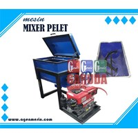 Fish Pellet Mixer