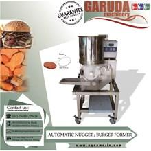 Large capacity Nugget and Hamburger Printing Machines