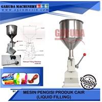 Mesin Pengisi Produk Cair LIQUID FILLING MACHINE