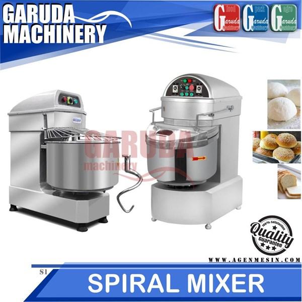 Mesin Pengaduk adonan SPIRAL MIXER