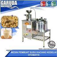 Mesin Pembuat Susu Kacang Kedelai Otomatis