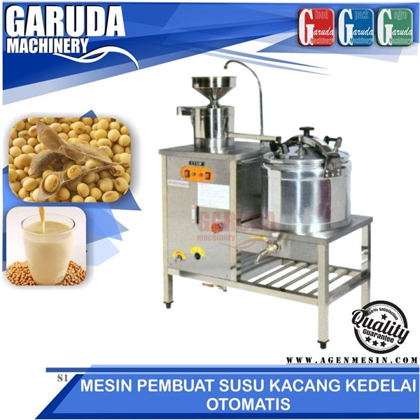 Automatic Soy Bean Milk Making Machine