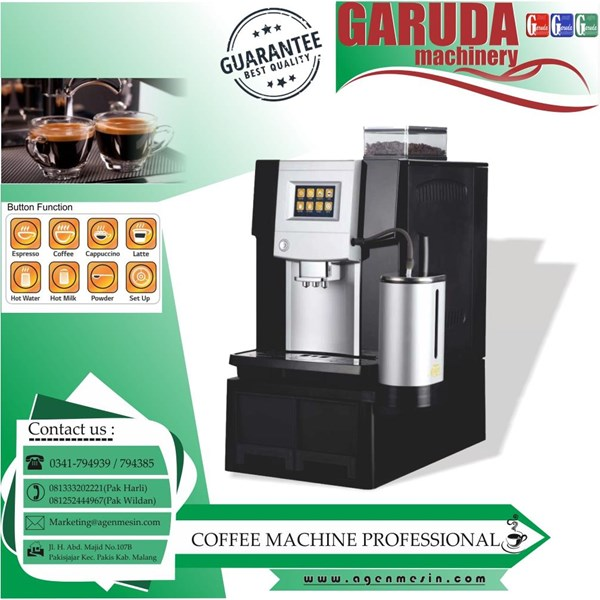 Coffee machine Professional Type QLT-Q006