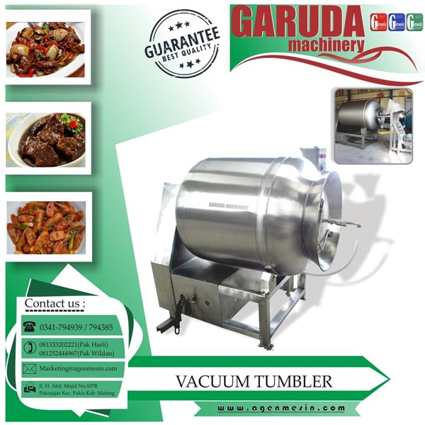 Vacuum Tumbler Type DY-GR-100