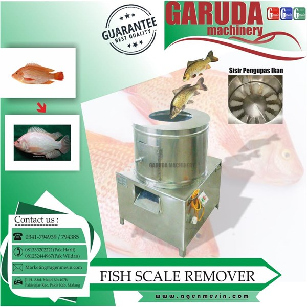 Fish Scale Remover FS-60