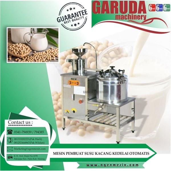 Mesin Pembuat Susu Kancang Kedelai Tipe ET-YL9