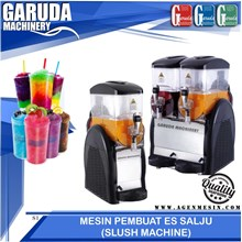 Mesin Pembuat Es Salju SLUSH GRANITA MACHINE