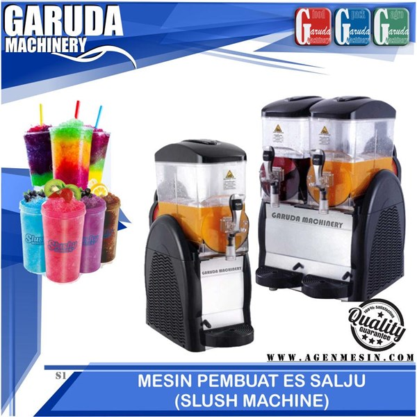 SLUSH GRANITA MACHINE