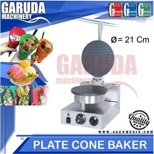 Teflon Cetak Cone Ice Cream