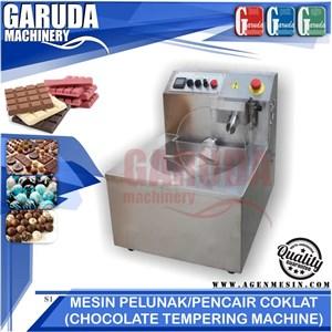 Mesin Pelunak dan Pencair Coklat
