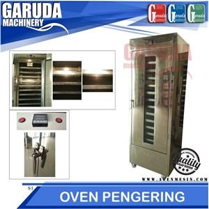 Oven Pengering serbaguna 12 rak dengan pemanas