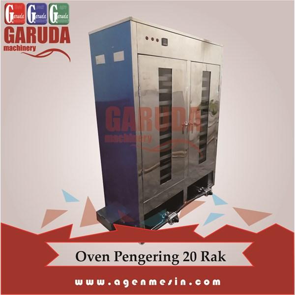 Oven Pengering serbaguna 20 rak dengan pemanas