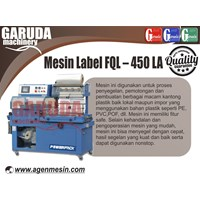 Mesin Label FQL – 450 LA