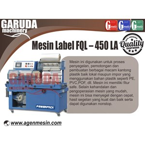 Mesin Label FQL – 450 LA