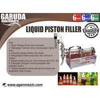 Mesin Pengisian Liquid Piston