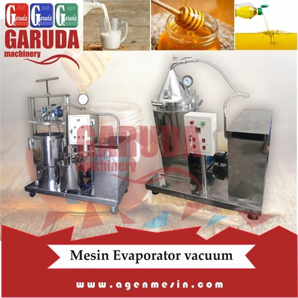 Mesin Evaporator Vacuum lokal