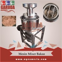 Mesin Mixer Bakso Lokal Murah Stainless
