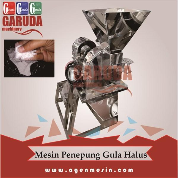 Mesin Penepung Gula Halus - Gula Semut