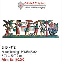 ZHD - 012 HIASAN DINDING PANEN RAYA