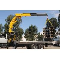 Jual Truck Crane ( Type Articulating)