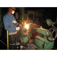 Jual Metal Spray - Rebabit Bearing & Ceramic Coating