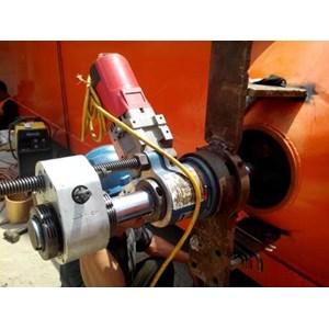 Machining Line Booring & Facing Machine On Site By Sabiq Multi Energi
