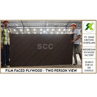 Jual Film Faced Plywood - Phenolic Plywood - Tego Plywood