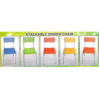 Jual Stackable Dinner Chair