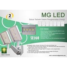LAMPU JALAN UMUM LED SE 160 WATT( 4 x40 watt)