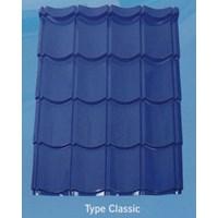 Genteng Metal Mulia Roof Type Classic Blue