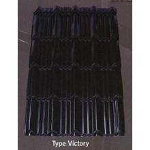Genteng Metal Mulia Roof Type Victory