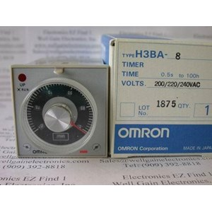 Timer Omron H3BA