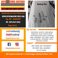 Sealant & Back Up Rod Pelapis Anti Bocor