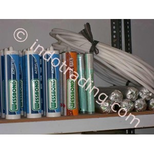 Dari Sealant & Back Up Rod Pelapis Anti Bocor 1