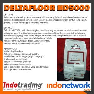 From Deltafloor HD5000 0