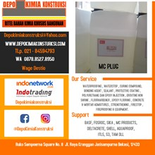 MC PLUG LQD Bahan Waterproofing