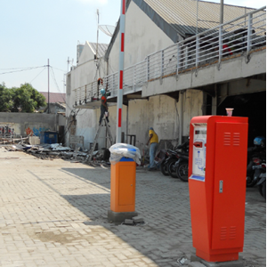 Jasa Pemasangan Autimatic Barrier Gate System By Anugerah Automatic Gate