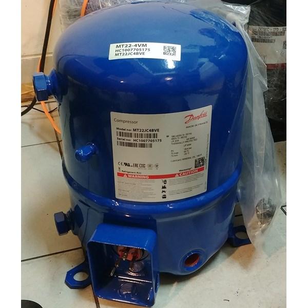Kompresor AC Danfoss Reciprocating Maneurop NTZ048A4LR1A