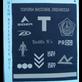 Cetak Stiker Label Transfer Panas Reflektif