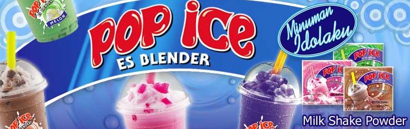 jual pop ice harga murah jakarta oleh pt forisa nusapersada