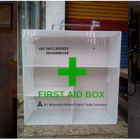 First Aid Kit of Acrylic